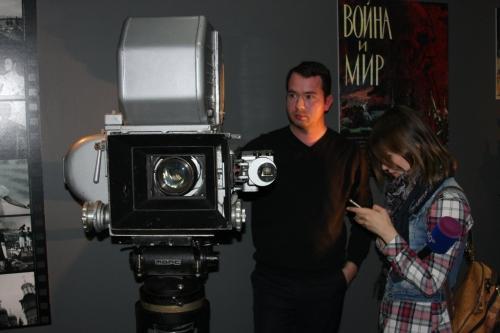 Кинокамера 70-СК