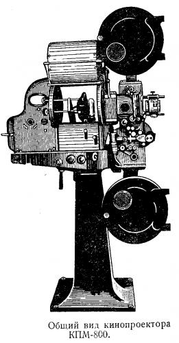 Кинопроектор КПМ-800