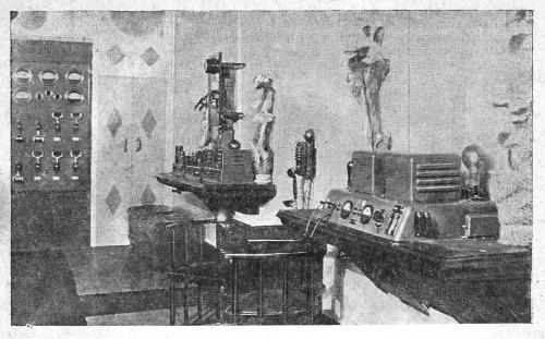 Киноаппаратная кт Великан Спб звук 1939 г