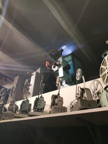 Демонстрация кинопортрета