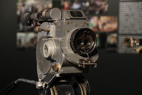 Кинокамера КСШРД 70 мм