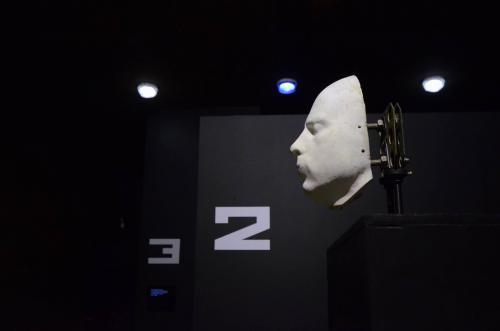 Монтаж. Так выглядит маска Гагагрина